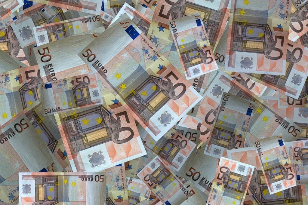 כסף יורו