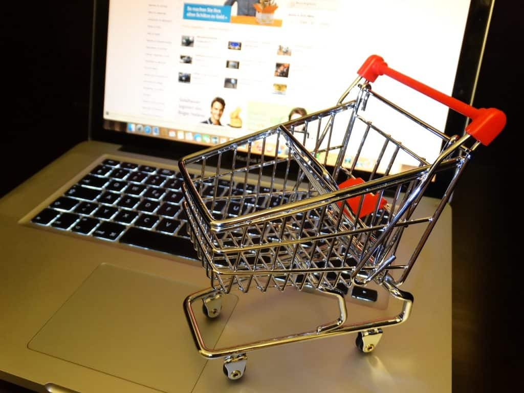קנייה באינטרנט